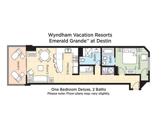 Wyndham Vacation Resorts Emerald Grande At Destin C718