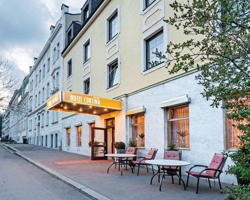 Clubhotel Cortina