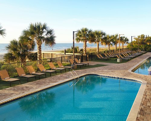 Hilton Grand Vacations Club At Anderson Ocean