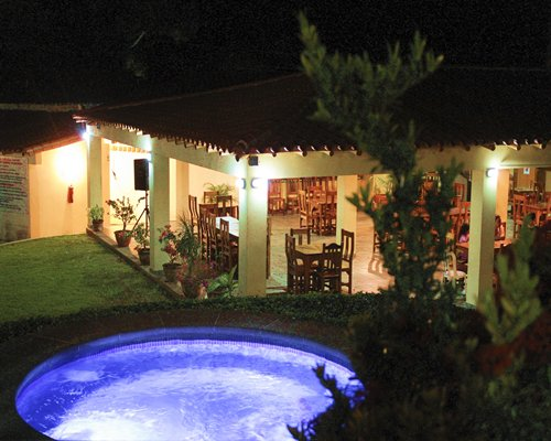 Hotel Hacienda El Portete