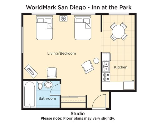 WorldMark San Diego-Inn at the Park