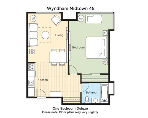 Wyndham Midtown 45 at NYC