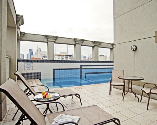 Slaviero Executive Sao Paulo Jardins - 2 Nights