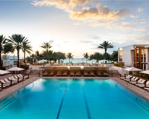 Eden Roc Miami Beach Hotel -4 Nights