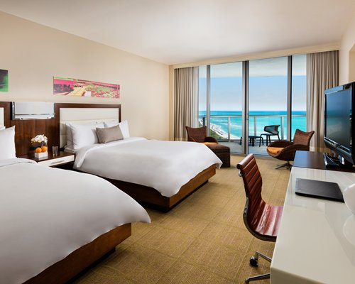 Eden Roc Miami Beach Hote - 5 Nights