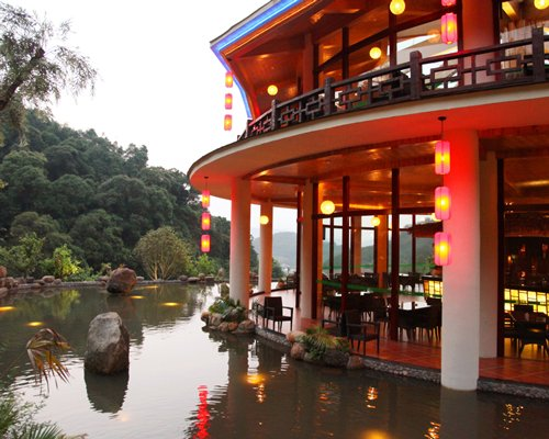 Wuyi Hot Spring Resort