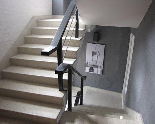Stairwell.