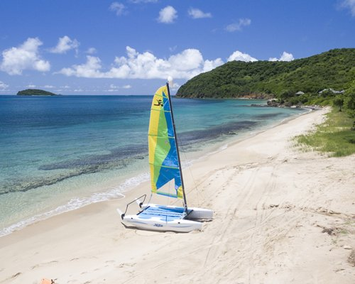TradeWinds AQUA-TERRA at Tribu Villas, Mayreau