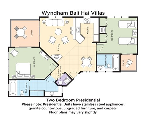 Wyndham Bali Hai Villas - 3 Nights
