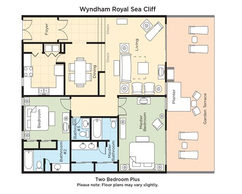 Wyndham Royal Sea Cliff - 5 Nights