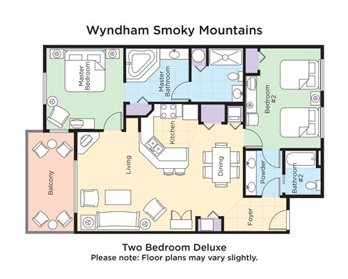 Wyndham Smoky Mountains - 3 Nights