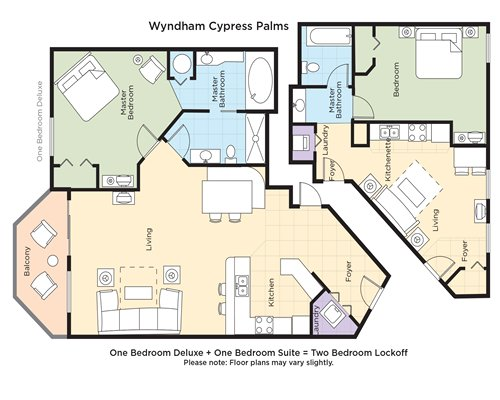 Wyndham Cypress Palms - 5 Nights