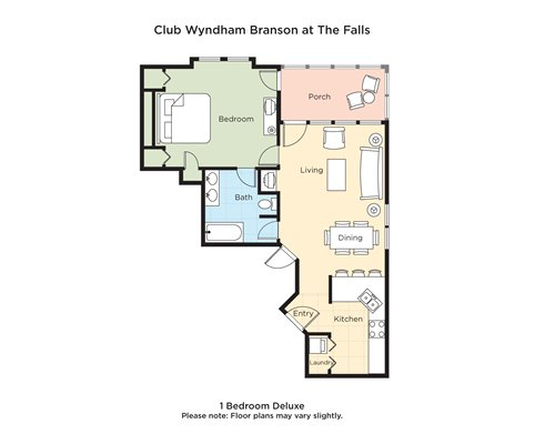Wyndham Branson at the Falls