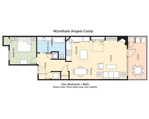 WorldMark Wine Country Angels Camp - 5 Nights