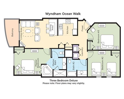 Club Wyndham Ocean Walk - 3 Nights