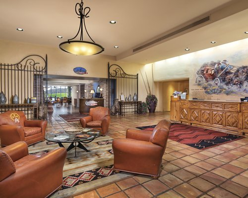 Shell Vacations Club @ Starr Pass Golf Suites