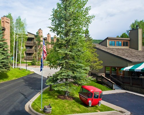 The Lodge At Steamboat Wyndham Vacation Rentals