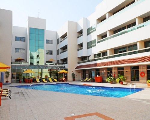 Welcome Hotel Apartment 2 R153 Dubai