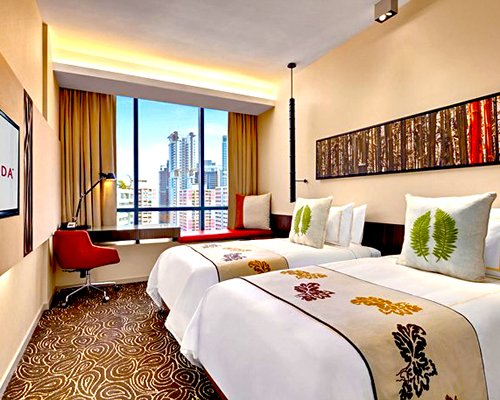 Ramada by Wyndham Singapore At Zhongshan Park - 4 Nights
