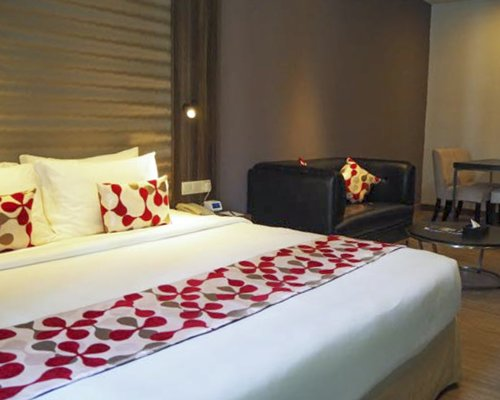 Ramada Suites KLCC - 4 Nights