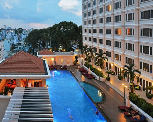 Hotel Equatorial Ho Chi Minh City-4 Nights