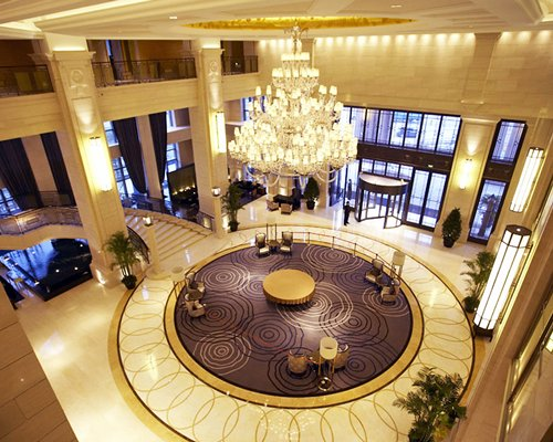 Wyndham Grand Plaza Royale Oriental Shanghai-4 Nights