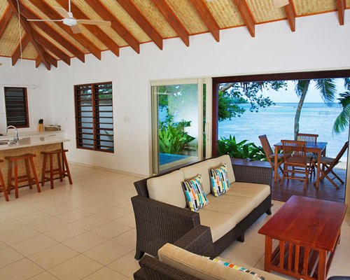 Vale Vale Beachfront Villas - 5 Nights
