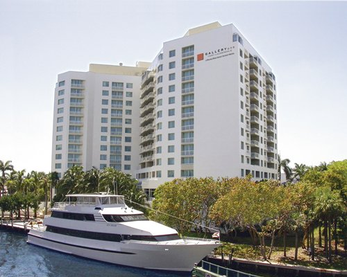 Gallery One Ft Lauderdale a Doubletree Suites by Hilton
