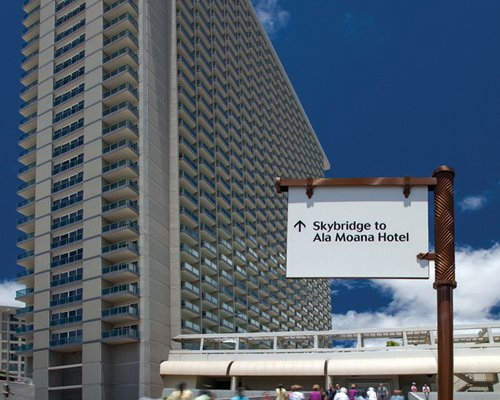 Ala Moana Hotel By Mantra Mountain View