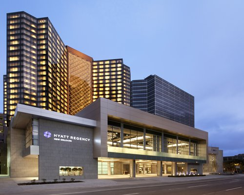 Hyatt Regency New Or...