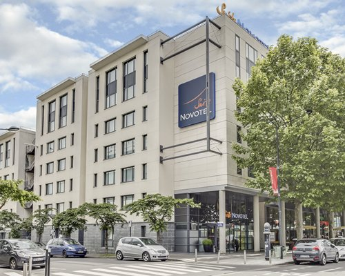 Novotel Suites Paris Stade France