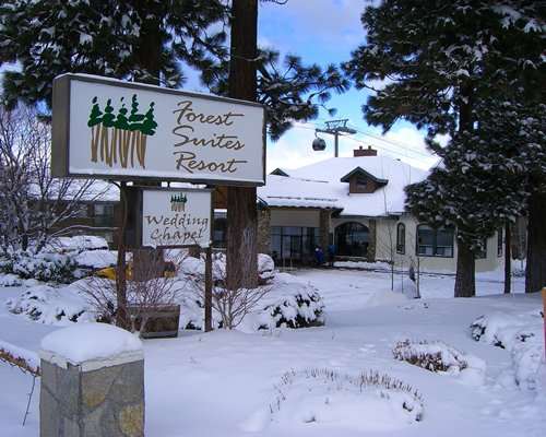 Forest Suites Resort...