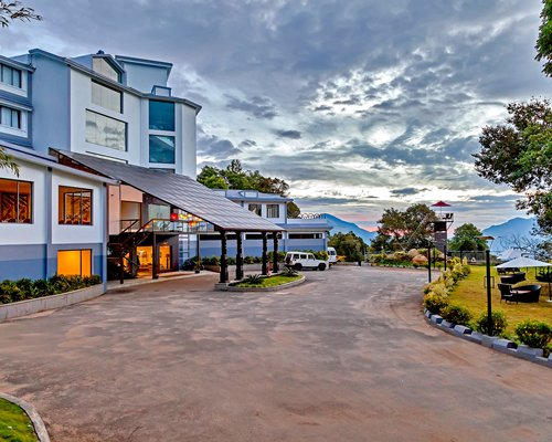Sterling Munnar - 3 Nights
