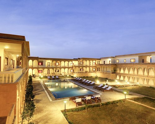Club Mahindra Jaisalmer - 3 Nights