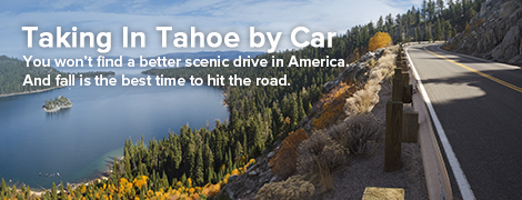 Lake Tahoe Road Trips
