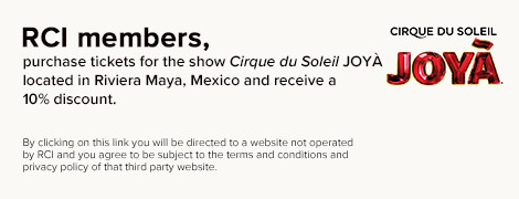 Search for Cirque du Soleil Joya Riviera Maya Tickets