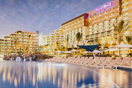 FEATURED OFFER: HARD ROCK RESORTS