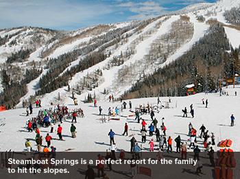 Find Your Colorado Ski Scene