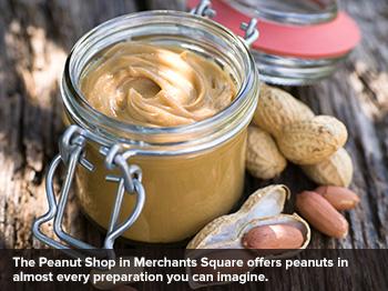 The Peanut Shop peanut butter