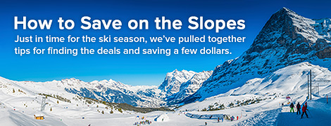 How to Save on the Slopes
