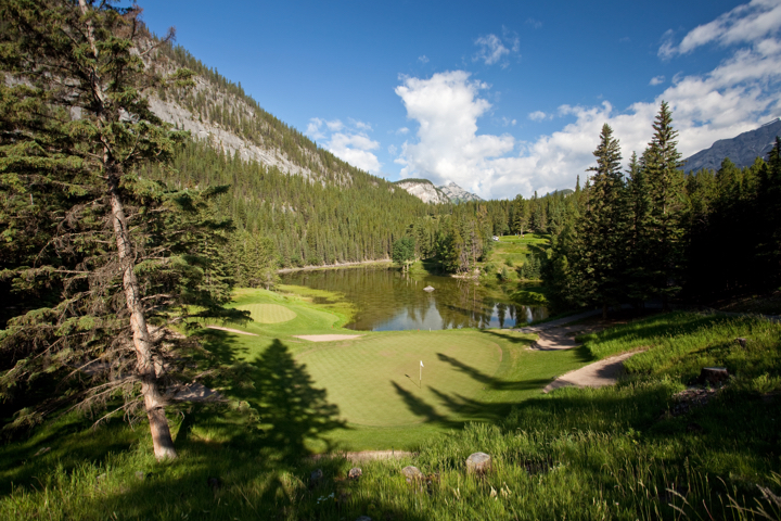 The World's Most Scenic Golf Courses