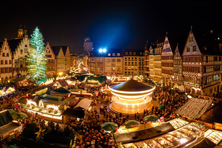Top European Holiday Markets