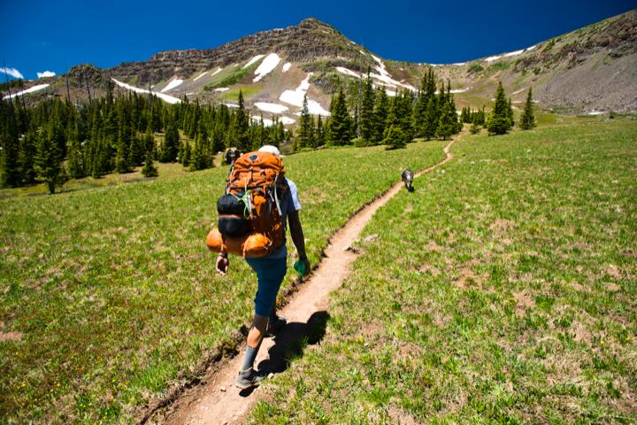 Trail Blazing in Colorado