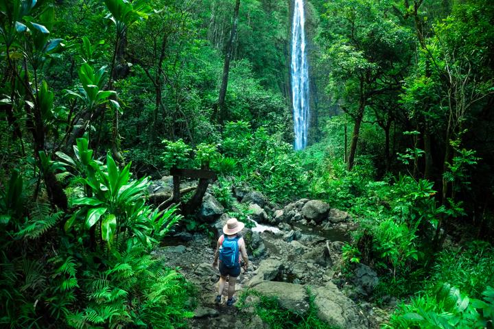 Maui's Moment