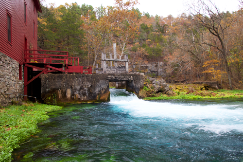 Leaf Peeping and Other Outdoor Branson Adventures