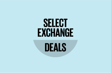 Select exchange deal