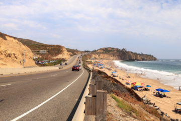 Coastal California Drive