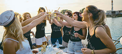 Bachelor & Bachelorette Parties, Adults-Only Getaways