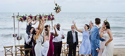 Weddings & Vow Renewals