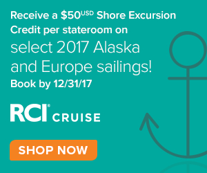 RCI Elite Rewards Cruise